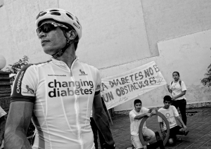 Team Novo Nordisk - changing diabetes.