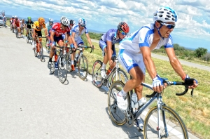 Team Novo Nordisk in action!