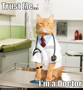 trust me im a doc